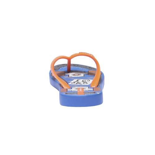 Infradito colorate ipanema, blu, 372-9120 - 17