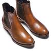 Chelsea Boots in pelle, marrone, 594-4448 - 17