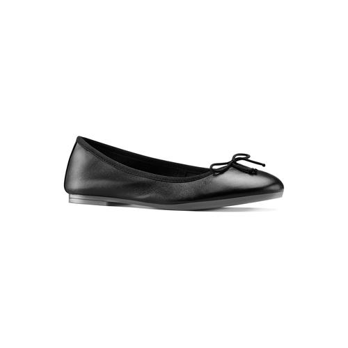 Ballerine da donna bata, nero, 524-6144 - 13