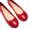 Ballerine da donna bata, rosso, 524-5144 - 26
