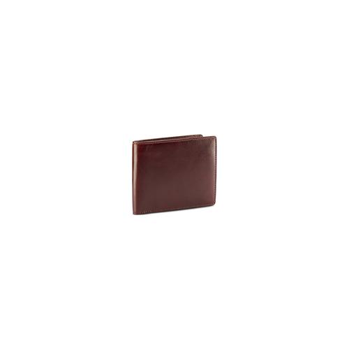 Portafoglio da uomo in pelle bata, marrone, 944-4122 - 13