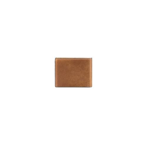 Portafoglio in pelle bata, marrone, 944-3146 - 26