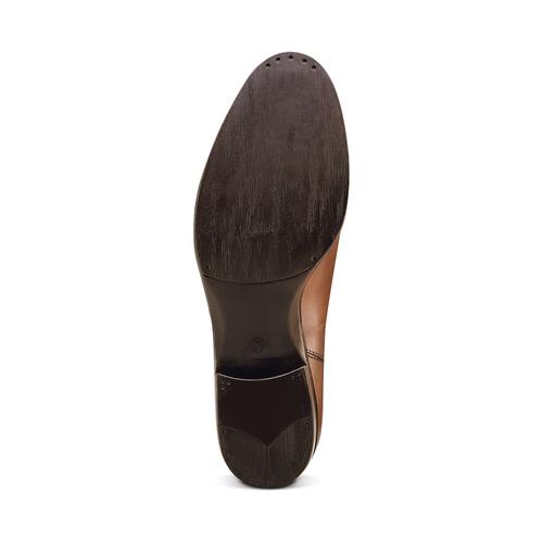 Chelsea Boots in pelle, marrone, 594-4448 - 19