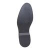 Oxford di pelle con suola appariscente bata-the-shoemaker, grigio, 824-2132 - 26