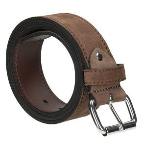 Cintura in pelle scamosciata bata, marrone, 953-3106 - 13