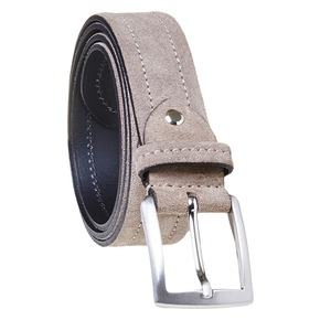 Cintura in pelle beige bata, beige, 953-2104 - 13
