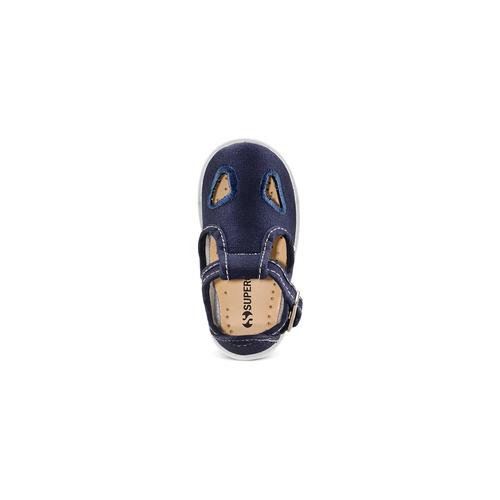 Sandali Superga superga, blu, 169-9343 - 17