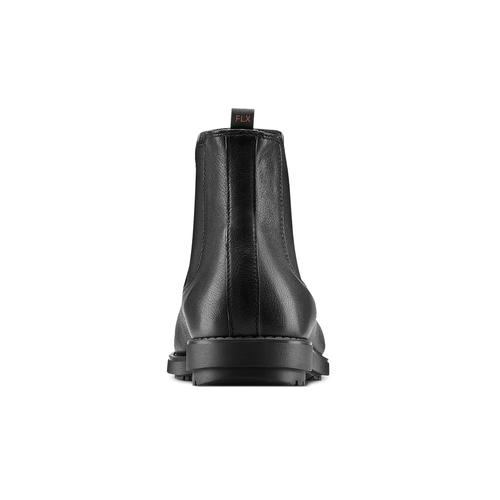 Chelsea Boots Flexible da uomo flexible, nero, 894-6233 - 16