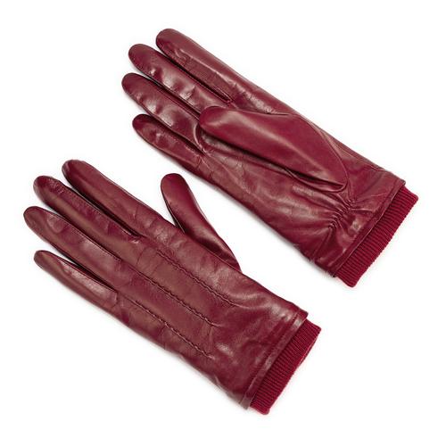 Guanti da donna bata, rosso, 904-5123 - 13
