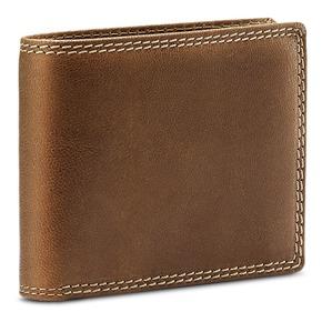Portafoglio da uomo in pelle bata, marrone, 944-3129 - 13