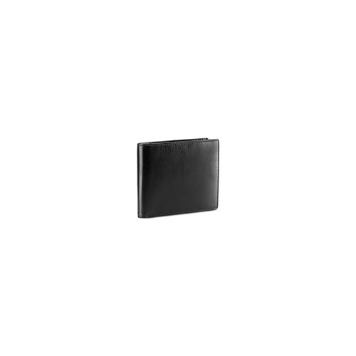 Portafoglio uomo in pelle liscia bata, nero, 944-6122 - 13