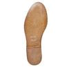 Scarpe basse in pelle senza lacci bata, marrone, 514-3267 - 26