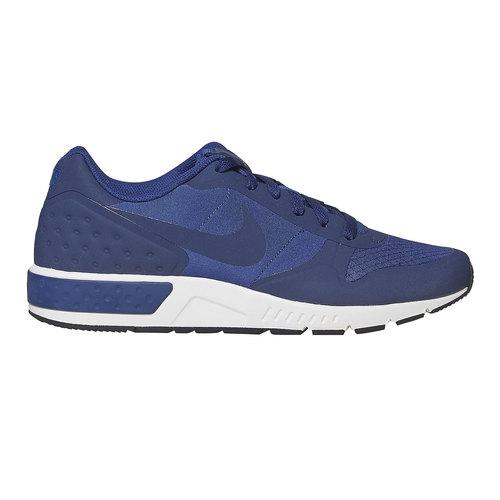 Sneakers blu da uomo nike, blu, 809-9153 - 15