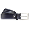 Cintura blu in pelle bata, blu, 954-9819 - 13