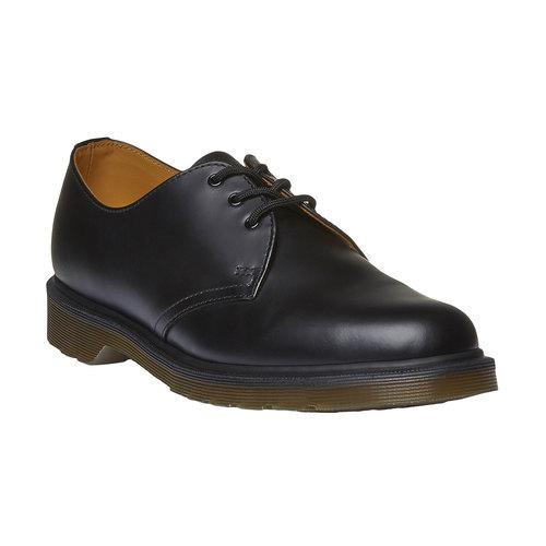 Scarpe basse Dr. Martens da uomo in pelle dr-martens, nero, 824-6255 - 13