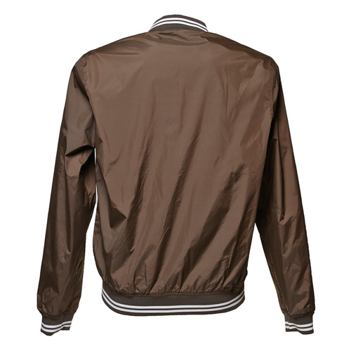 Giacca marrone da uomo Bomber bata, marrone, 979-7262 - 26