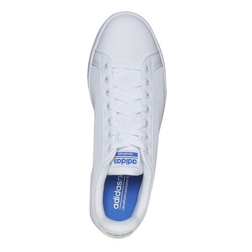 Sneakers bianche casual adidas, bianco, 809-1138 - 19
