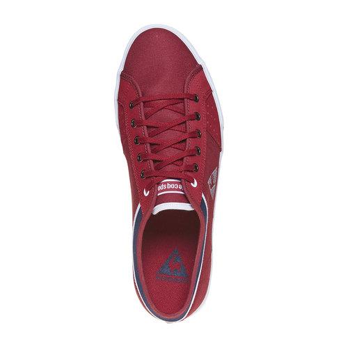 Sneakers rosse da uomo le-coq-sportif, rosso, 889-5222 - 19