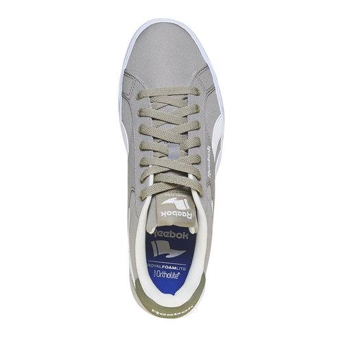 Sneakers informali da uomo reebok, verde, 889-7199 - 19