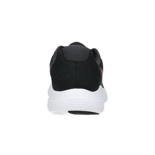 Sneakers dal design sportivo nike, nero, 509-2148 - 17
