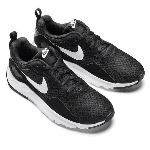 Snekers Nike nike, nero, 509-1160 - 19
