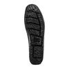Mocassini in pelle bata, nero, 854-6178 - 19