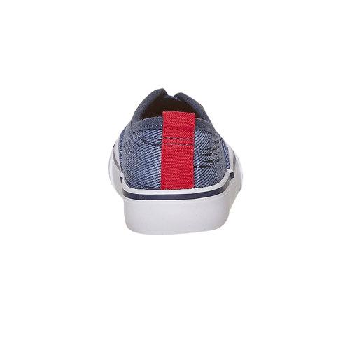 Slip-on da bambino, blu, 219-9154 - 17