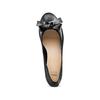 Ballerine con tacco bata, nero, 524-6420 - 17