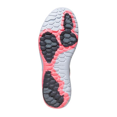 Sneakers sportive da donna nike, grigio, 509-5971 - 26