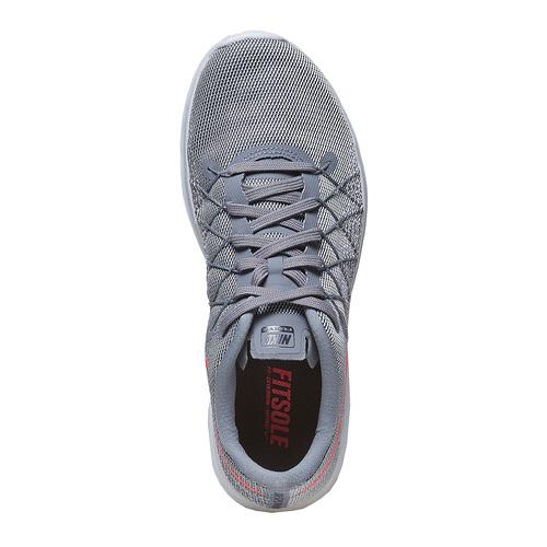 Sneakers sportive da donna nike, grigio, 509-5971 - 19