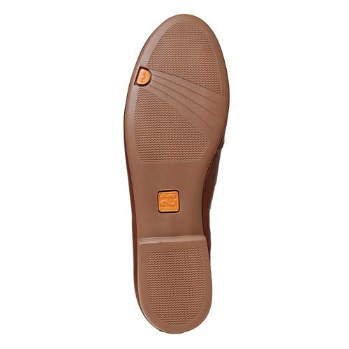 Penny Loafer di pelle flexible, marrone, 514-4280 - 26