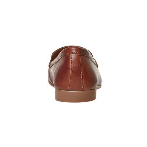 Penny Loafer di pelle flexible, marrone, 514-4280 - 17