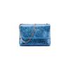 Minibag in pelle bata, blu, 964-9239 - 26