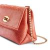 Minibag in vera pelle bata, rosso, 964-5239 - 15