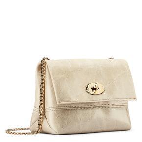 Minibag in pelle bata, beige, 964-8239 - 13