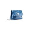 Minibag in pelle bata, blu, 964-9239 - 13