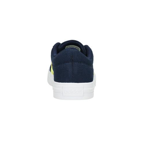 Sneakers blu da bambino adidas, blu, 389-8119 - 17