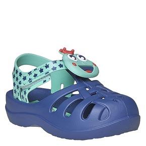 Sandali blu da bambino ipanema, blu, 172-9117 - 13