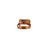 Sandali in pelle bata, marrone, 564-3443 - 15