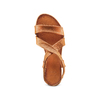 Sandali in pelle bata, marrone, 564-3443 - 17