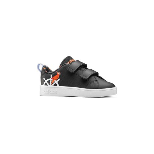 Adidas bimbi adidas, nero, 101-6133 - 13