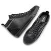 Sneakers alte con catena north-star, nero, 541-6203 - 19