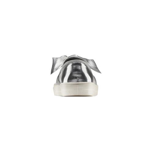 Slip-on silver con fiocco north-star, argento, 321-1311 - 16