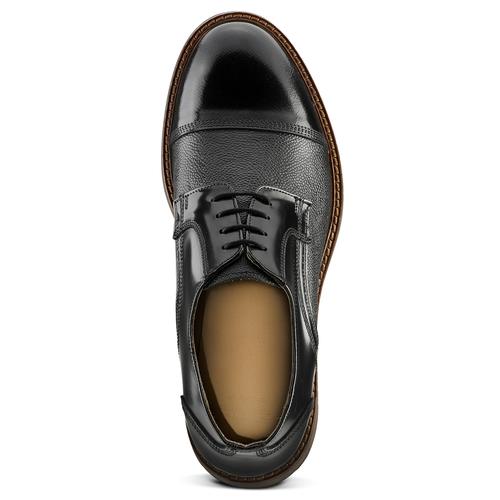 Scarpe derby da uomo bata-the-shoemaker, nero, 824-6187 - 15