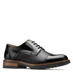 Scarpe derby da uomo bata-the-shoemaker, nero, 824-6187 - 13