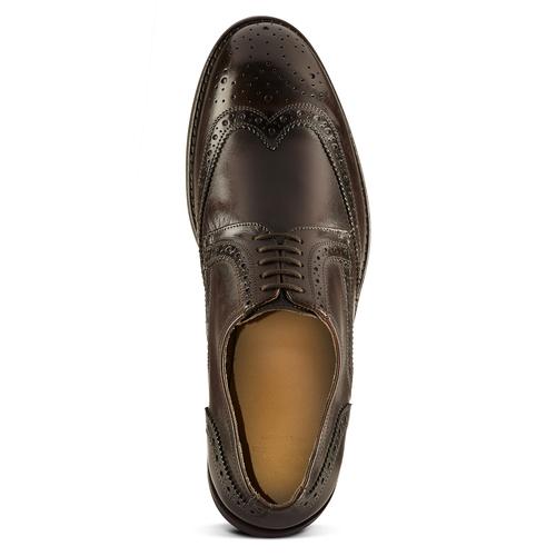 Stringate The Shoemaker uomo bata-the-shoemaker, marrone, 824-4185 - 15