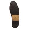 Stringate The Shoemaker uomo bata-the-shoemaker, marrone, 824-4185 - 17