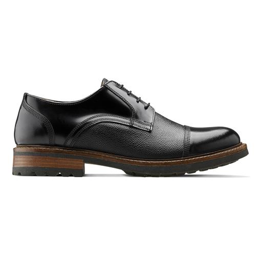 Scarpe derby da uomo bata-the-shoemaker, nero, 824-6187 - 26