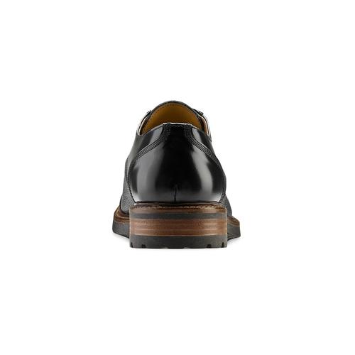 Scarpe derby da uomo bata-the-shoemaker, nero, 824-6187 - 16