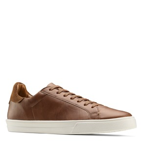 Sneakers uomo north-star, marrone, 841-4730 - 13